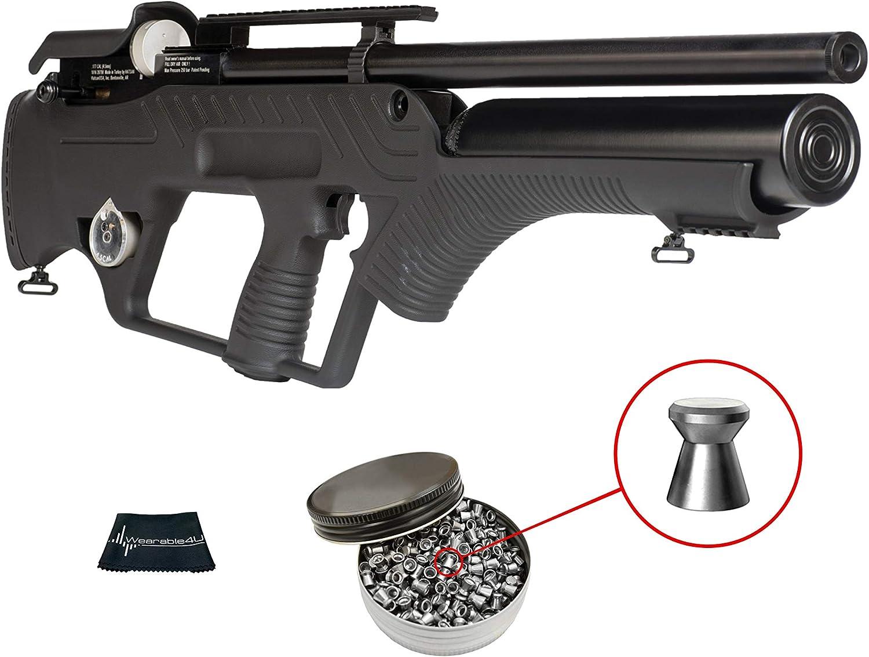 Wearable4U Hatsan BullMaster Semi-Auto PCP Brand new Max 70% OFF with Air Rifle Includ