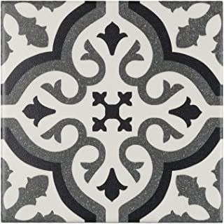 Amazon Com Porcelain Decorative Tiles Decorative