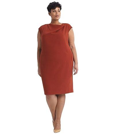 M.M.LaFleur Plus Size Marilyn Dress Staccato