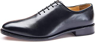 Samuel Windsor Men's Goodyear Welted Derby Shoe in Black and Suede