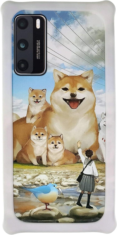 HUAYIJIE Funda para Xiaomi Mi6 Ceramic Funda Case Cover Carcasa para teléfono Hard Backplane + Marco de Silicona Suave PCHSQ