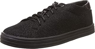 ELLE Women's Black Sneakers-3 UK/India (36 EU) (F666A-6)