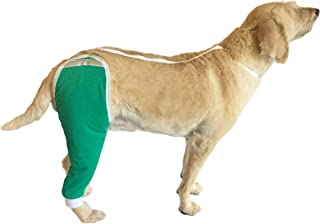 After Surgery Wear Hip and Thigh Wound Protective Sleeve for Dogs. Dog Recovery Sleeve. Recommended by Vets Worldwide