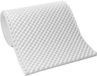 Vaunn Medical Egg Crate Convoluted Foam Mattress Pad - 3