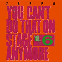 zappa i have been in you