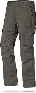 Mens Urban Ops Tactical Cargo Pants - Elastic WB - YKK Zipper