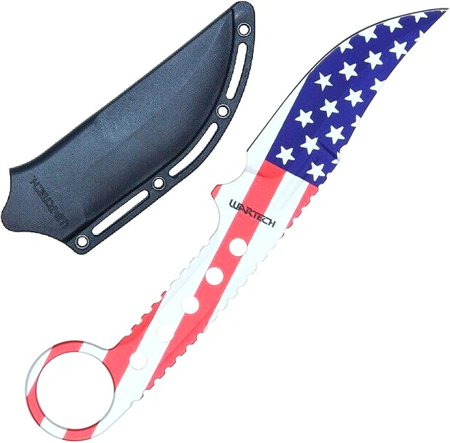 New Pro Tactical Knife Ranking TOP8 USA American Point Max 49% OFF Slim Blade Clip Flag +