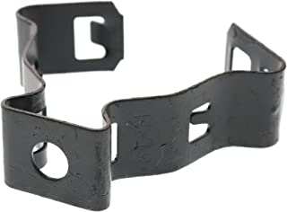 Caddy Erico 812M Snap-Close Clip Conduit/Pipe Clamp, 1/2-Inch-3/4-Inch, (100-Pack)