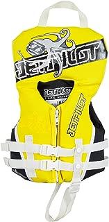 Jet Pilot Infant U.S Coast Guard Approved PFD Life Vest, Yellow