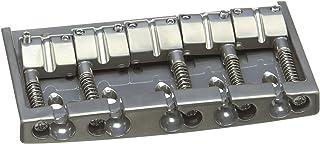 Gotoh 404B0-5 X-5 puente de la secuencia de la guitarra baja - Níquel
