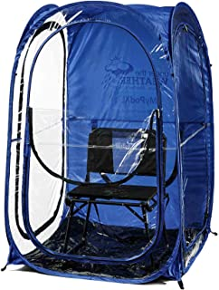 Under the Weather MyPodXL 1 Person Pop-up Weather Pod. The Original, Patented WeatherPod