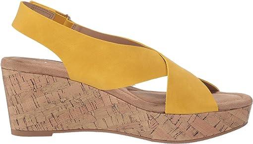 Lemon Yellow Nubuck