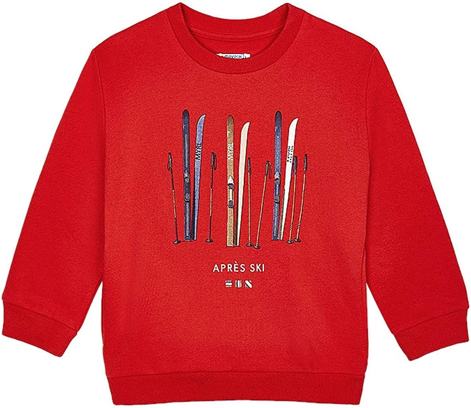 Mayoral - Pullover for Boys - 4458, Flame