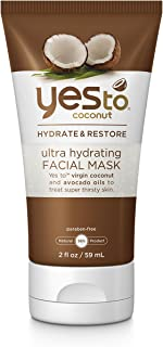 coconut mask hydrating