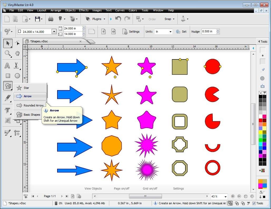 Haga Carteles, Logotipos, Ilustraciones y Formas con un Plotter de ...