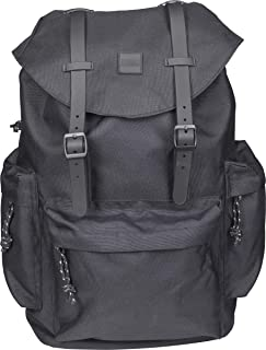 Urban Classics Backpack With Multibags Mochila tipo casual, 45 cm, 16 liters, Negro (Black)
