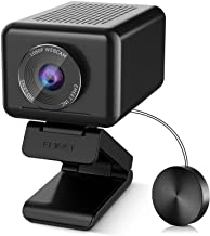 eMeet Jupiter Video Conference Camera, AI Tracking & Zoom Web Camera, All-in-1 FHD 1080P Webcam with Speaker & 4 Mics Enha...