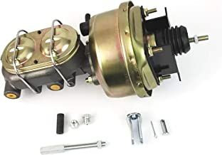 "1957-72 Ford Truck 7/"" Dual Zinc Power Brake Booster Kit  ford style Master"