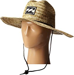 Billabong Bazza Straw Lifeguard Hat Hats Shipped Free At Zappos