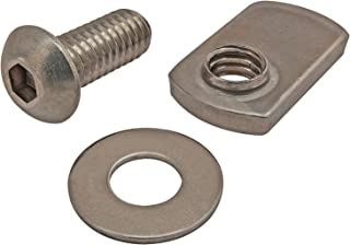 Meets ASME B18.13 Pack of 100 3//4 Length Small Parts FSC1034PPINZ 3//4 Length Imported Zinc Plated #2 Phillips Drive Steel Pan Head Machine Screw With Internal-Tooth Lock Washer Fully Threaded #10-24 Thread Size