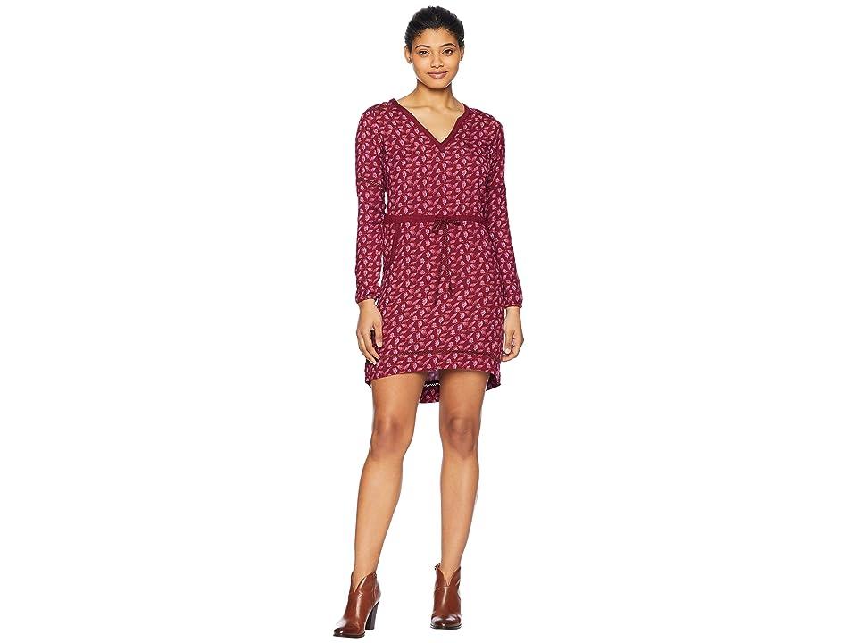 Mountain Khakis Harvest Dress (Port Print) Women