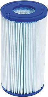 Bestway 58476 - Filtro de Agua Anti-Microbial Tipo III para Depuradora de Cartucho 5.678 litros-hora y Depuradora Skimmer de litros-hora 2.574 litros-hora