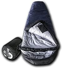 WolfTraders KidMummy +20 Degree Premium Lightweight Youth Mummy Sleeping Bag with Xfil