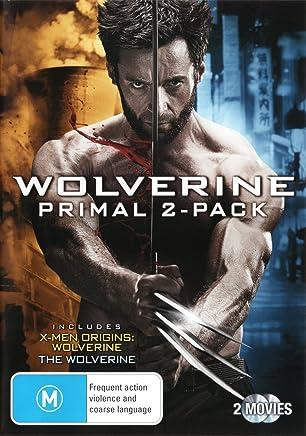 WOLVERINE PRIMAL 2-PACK (2 DISC)