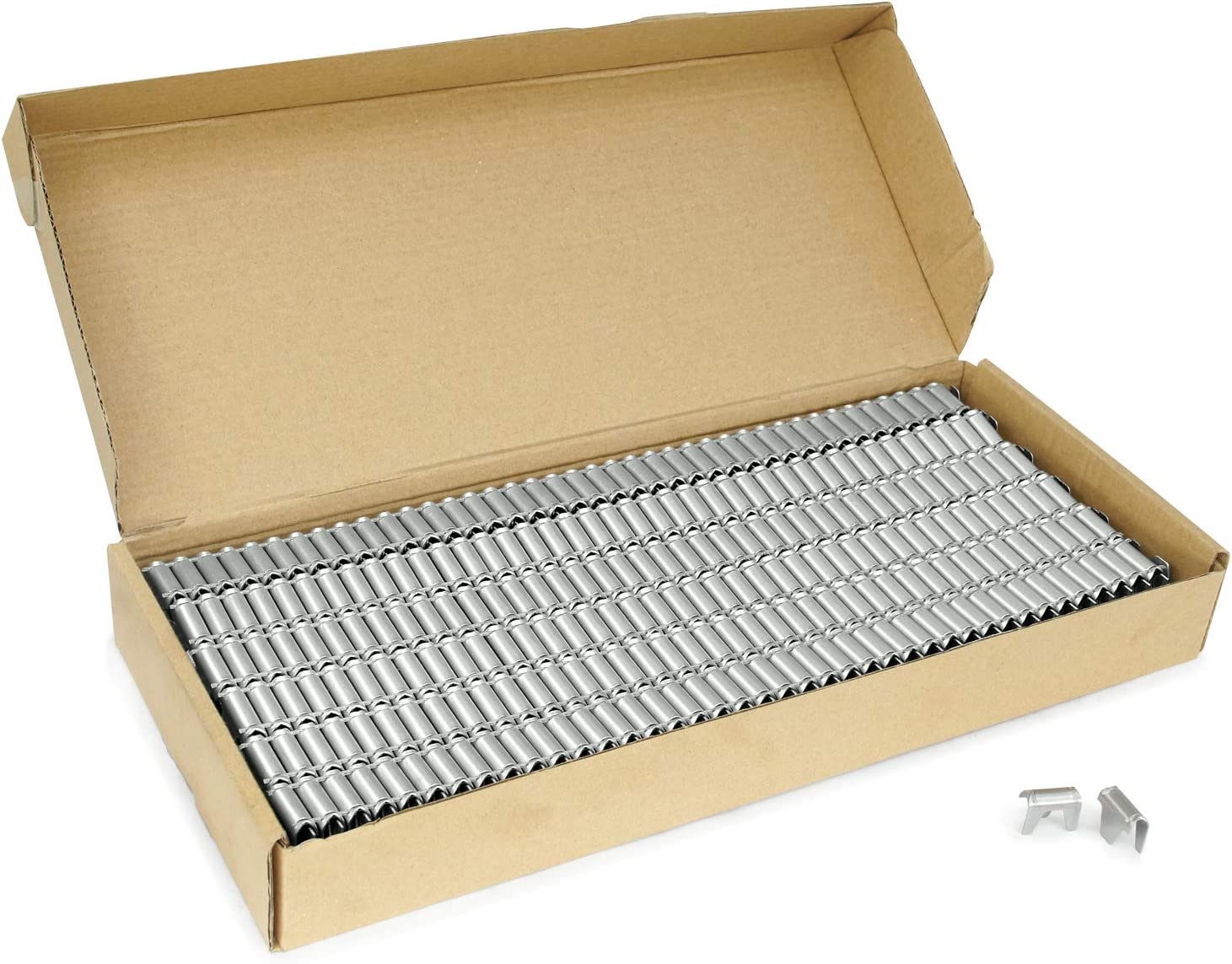 CL-4 Cold Roll Steel or Galvanized Clips Clinching 960 Ranking Limited Special Price TOP1 PCS Box