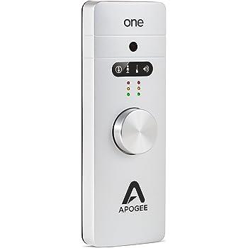 Apogee ONE for Mac マイクロフォン内蔵 USBオーディオインターフェース