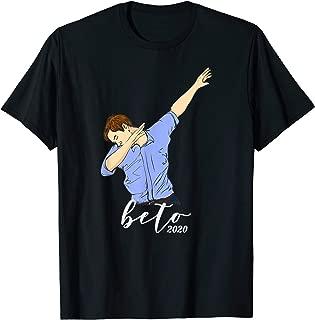 Dabbing Beto ORourke 2020 Shirt For America President Funny
