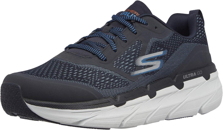 Skechers Men's Max Cushioning Premier Vantage-Performance Walking & Running Shoe Sneaker