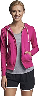 Russell Athletic Womens 64ZTTX0 Essential Full Zip Jacket Long Sleeve T-Shirt