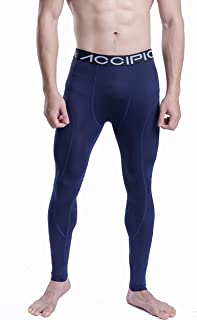 Compression Pants for Men Base Layer Workout Running Active Cool Dry Fitness Leggings Tights