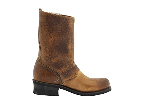 BlackDark Frye Engineer BrownGaucho 12R Frye BlackDark Engineer 12R UCnqwxCFY