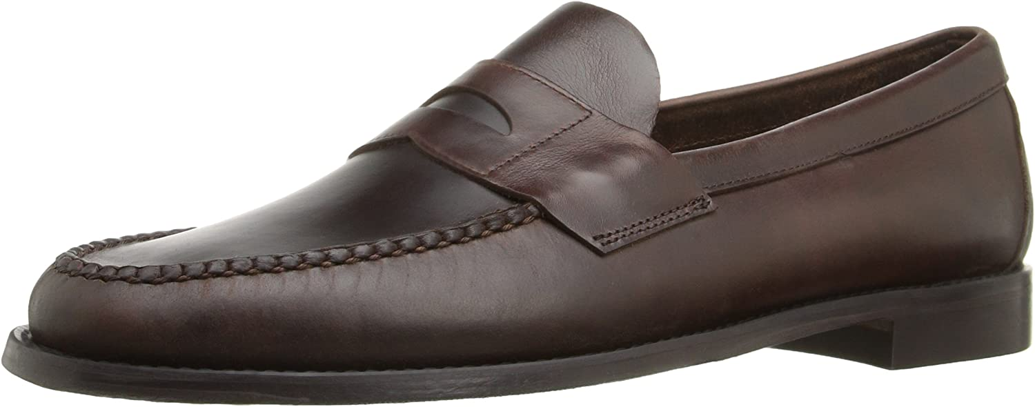 Sebago Men's Heritage Penny Penny Loafer, braun Oiled Waxy Leather, 7 3E US  Online einkaufen