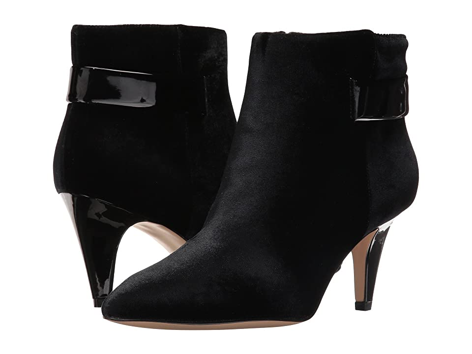 Nine West Jaison 2 (Black/Black Fabric) Women