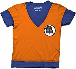 Dragonball Z Dragon Ball Z Goku Costume Cosplay Shirt