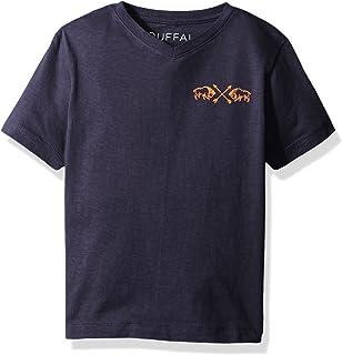 Buffalo by David Bitton Little Boys' Tekka Short Sleeve Tee Shirt