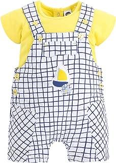 Petos para Beb/és Tuc Tuc Pichi Popel/ín+Camiseta Punto Ni/ña Smoothies