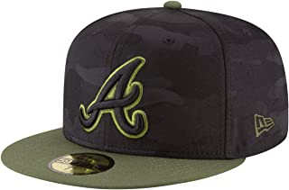New Era 59Fifty Cap - MEMORIAL DAY Atlanta Braves