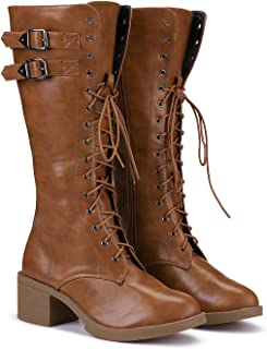 DEEANNE LONDON Women's Leather Boots (3532-A85)