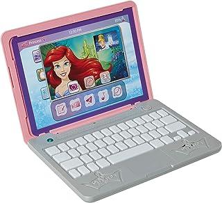 Jakks Disney Princess Style Play Laptop 6 Years and Above, Multi-Colour, 70594