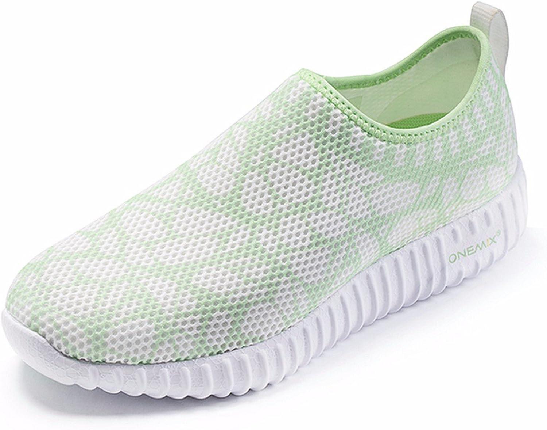 ONEMIX Women's Breathable Sneaker,Leisure Walking Running shoes