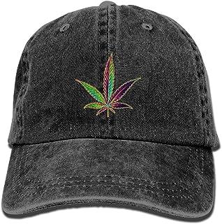 UUOnly Cannabis 420 Legalize It Sandwich Schirmm/ützen Brim Hats