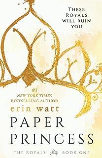 Paper Princess: A Novel (The Royals, 1)