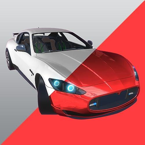 Consertar Meu Carro: Esportes Luxuosos para Construir e Correr LITE - Simulador Mecânico e Jogo de Carro de Corrida