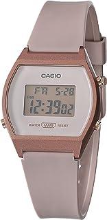 Casio Women's Quartz Sport Watch with Resin Strap, Pink, 21 (Model: LW-204-4ACF)