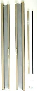 Casper Retractable Double/French Door Screen (Sand)