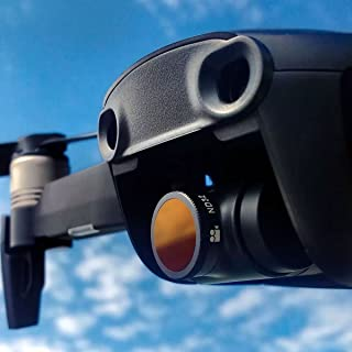 Kit 4 Filtros ND para DJI MAVIC AIR ND4 ND8 ND16 ND32 Cinema Filters